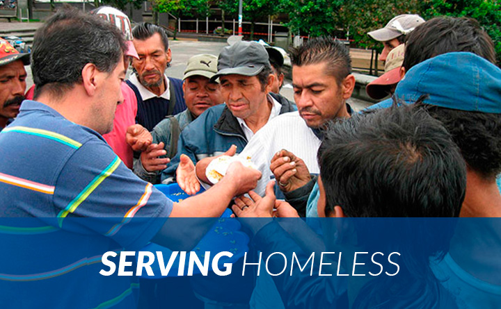 serving-homeless